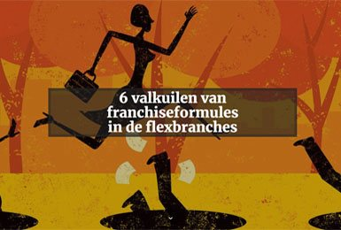 6 valkuilen van franchiseformules in de flexbranches